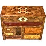 7 Drawer Jewelry Cabinet