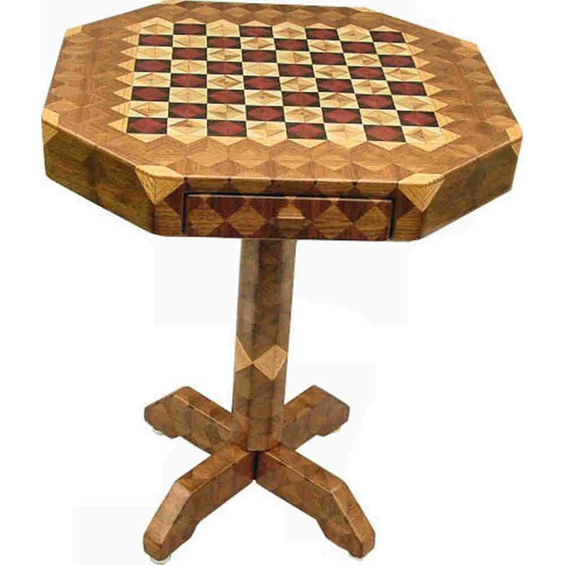Bon Small Chess Checker Table