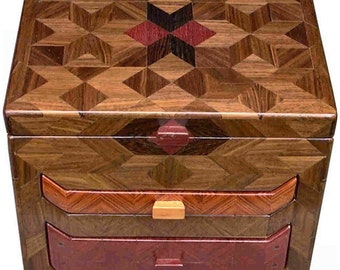 Bright 2 Drawer Cabinet