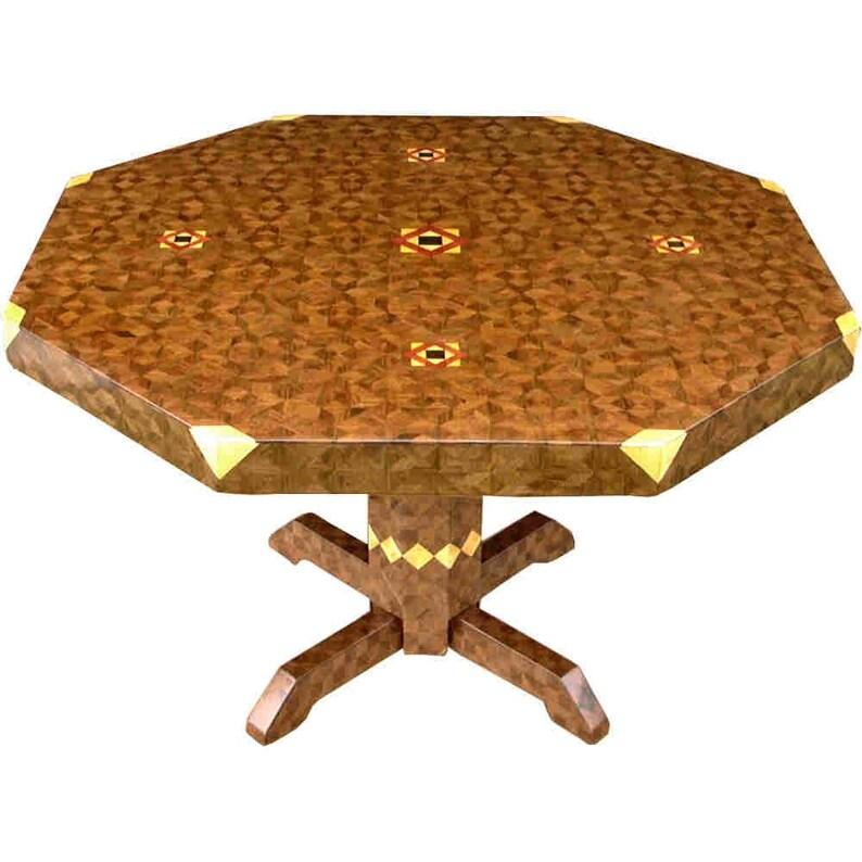 Large Aunt Sukeys Choice Walnut Table image 0
