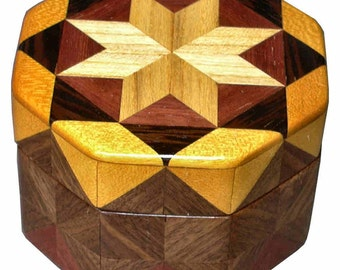 Bright Octagon Box