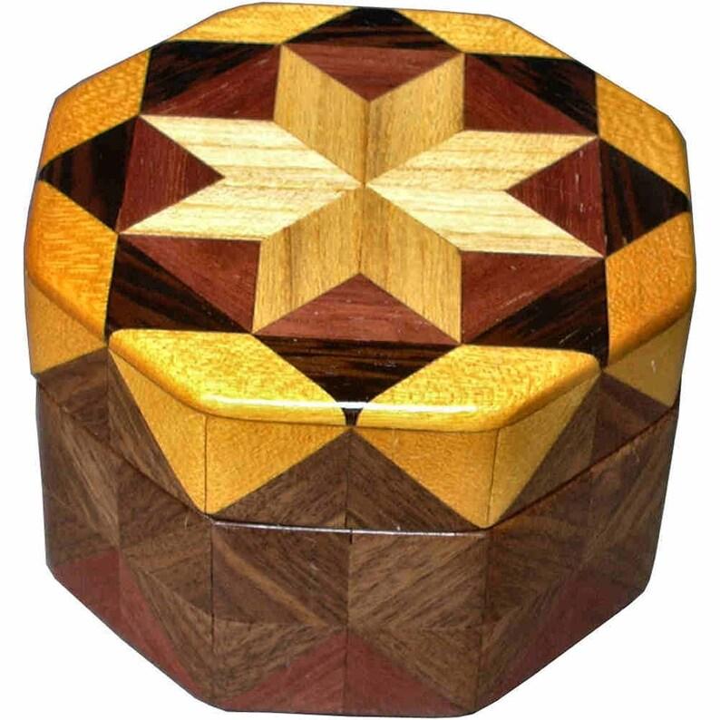 Bright Octagon Box image 0