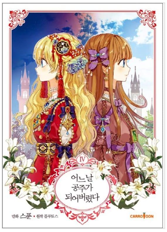 Manga Who Made Me a Princess Vol.5 or Vol.1 or Vol.2 or   Etsy