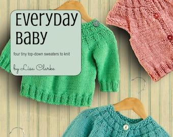 Everyday Baby Knitting Patterns