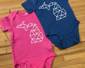 Greece Unisex Long Sleeve Baby Gown Baby Bodysuit Unionsuit Footed Pajamas Romper Jumpsuit