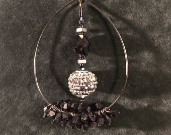 Aarre XV (2017) unique jewellery triptych ooak