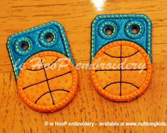 Machine Embroidery BASKETBALL Shoe Charms In-Hoop Design Monogram 4x4 5x7 6x10 Sports TAGS Personalize Costume Fan Team Wings
