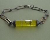 Spirit Level Bracelet for your Guy