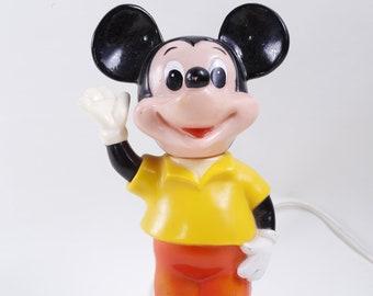 Walt disney lamp   Etsy