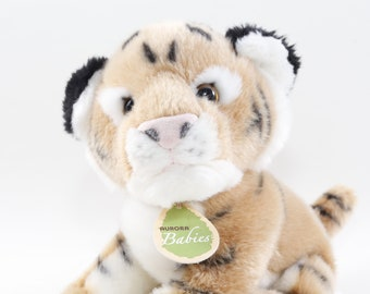 dc4aa0f2ee5d Aurora Babies Plush Tiger Cute Baby Tiger Soft Plush Doll Toy Vintage Plush  Stuffed Animal, Children, Collection, Vintage ~ 170805