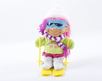 """#1 MOM 3/"""" Russ Troll Doll NEW VHTF"""