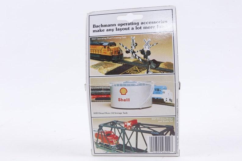 Bachmann Gandy Dancer Hand Car Scale Model Railroad Modeling Design  Collection Photo Prop ~ 170124