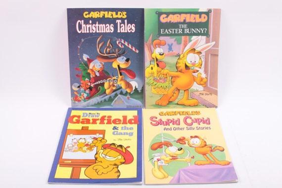 Garfield cupid
