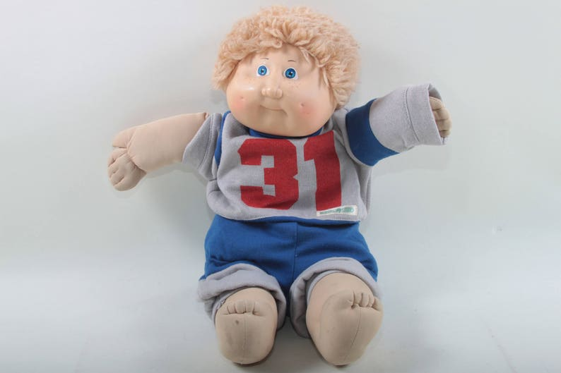 cabbage patch doll vintage