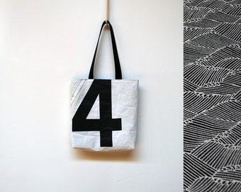 Eco Sail Tote - Black Number 4
