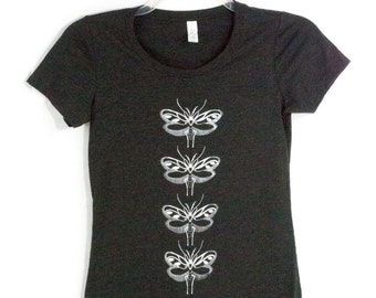 Women's Moth Tee Shirt