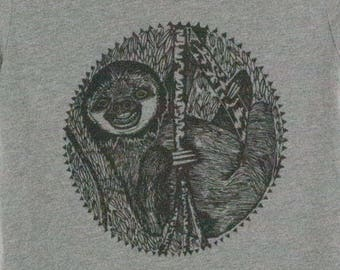 Men's Sloth Shirt