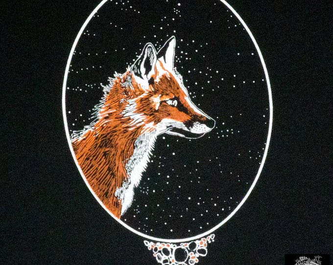 Featured listing image: FOX Screen Printed Women's Tee Shirt
