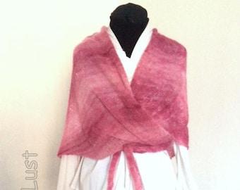ec4cff9dacbca5 Stola, Dreiecktuch, Schal für Sommer und Winter pink