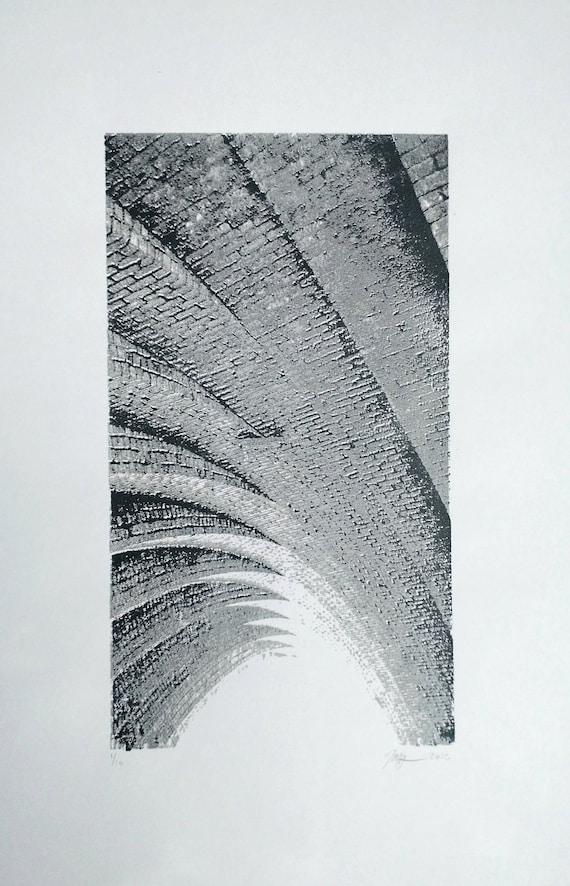 Under the Chamounix Bridge