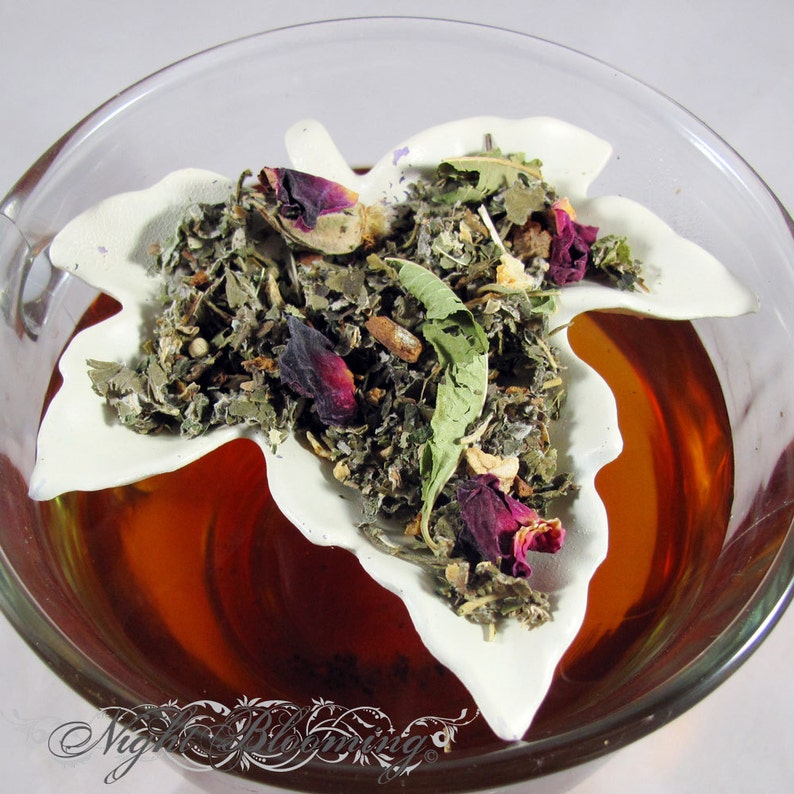 6 ounces Miruvor Long Hair Herbal Tea image 0