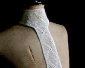 Irish Lace Insertion Piece