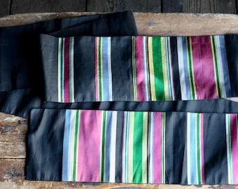 Antique Silk Sash