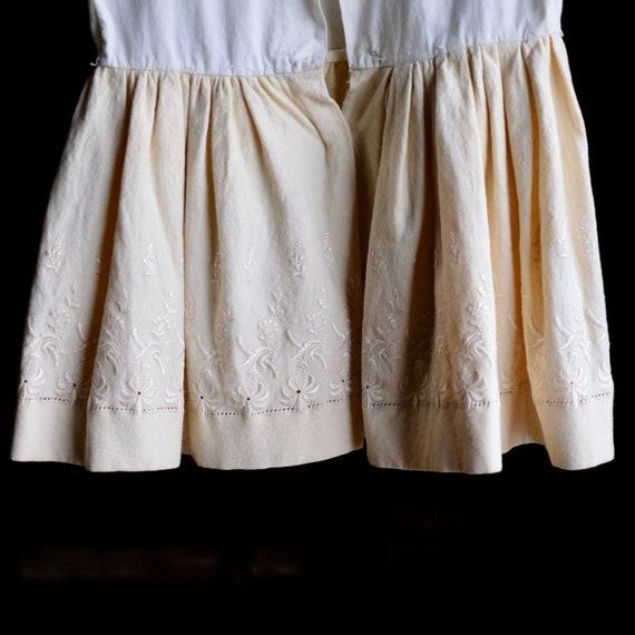 Victorian Girls Petticoat Underdress Size 4 - image 5