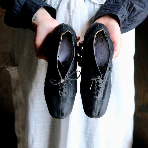 Antique Amish Boots