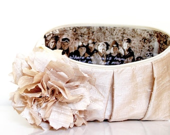 Unique Bridesmaids Gifts. Personalized Gift. Wedding Gift. Bridesmaids Clutches. Gifts For Bridesmaids. Blush Wedding. Champagne Wedding