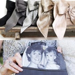 Picture Clutch, Photo Purse, Purse with Picture, Personalized Photo Clutch Bag, Photo Lined Clutch Purse