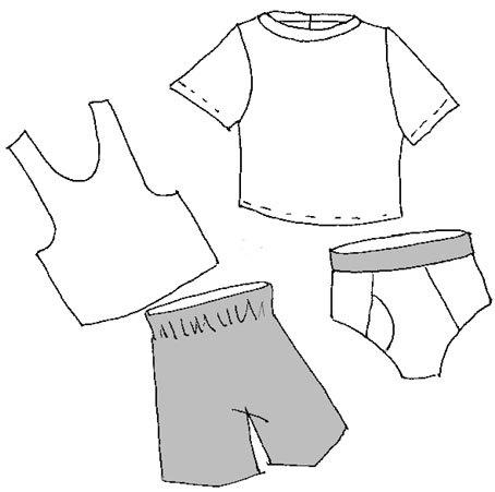 Gregor Doll Pattern 16 Sasha Sewing Boys Underwear