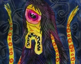 Creature – Dungeon Degenerates Piece