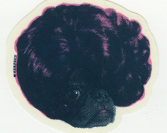 Hair-Ru Sticker