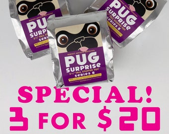 Nerfect Pug Surprise (Series 8) Special!