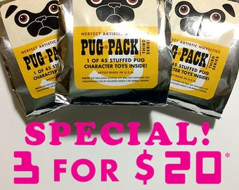 Nerfect Pug-Pack (Series 3) Special!