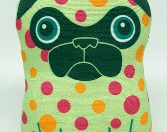 Pug-a-dots  – Small Pug Plush