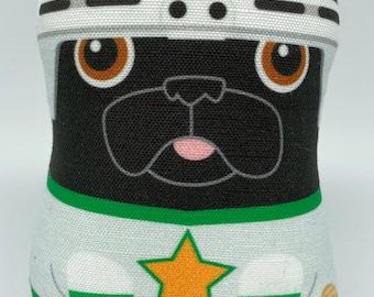 Hockey Player – Small Pug Plush