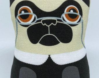 Judge – Small Pug Plush