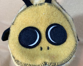 Hallie the Bee puppet