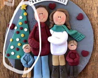 Add a Christmas tree. Ornament Christmas tree add on