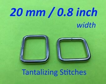 Rectangle Rings / Slides