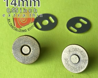Thin Magnetic Snaps