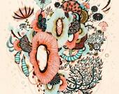 Giclee Fine Art Print - Maiden - 8x10