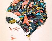 Giclee Fine Art Print - Maybe - 8x10 - Print