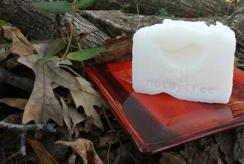 Pure Clean Soap Natural Soap Unscented Soap Vegan Soap image 0