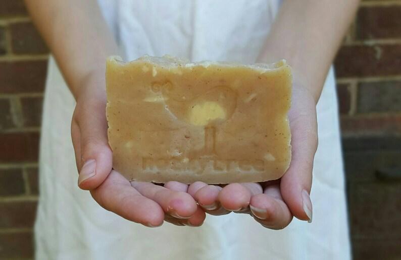 YOLO Ylang Ylang Soap Orange Soap Vegan Soap All Natural image 0