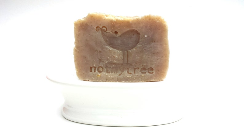 Tea Tree Soap Oatmeal Soap Handmade Soap All Natural Soap image 0