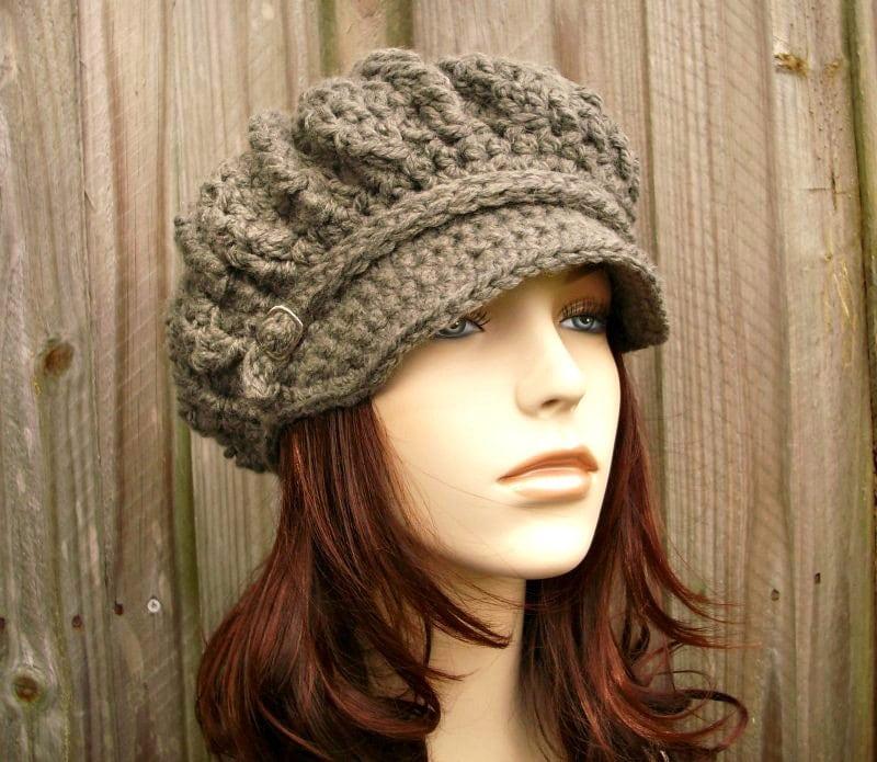 Instant Download Crochet Pattern Hat Crochet Pattern Etsy