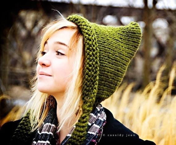Instant Download Knitting Pattern Knit Hat Knitting Pattern | Etsy